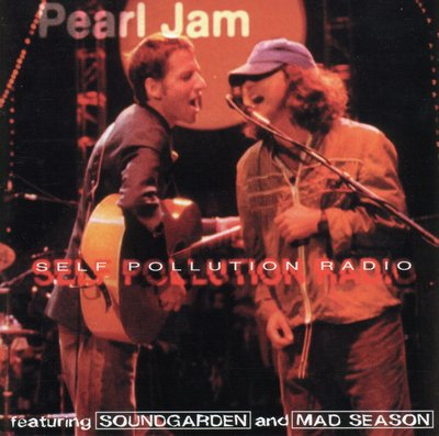 Pearl Jam - Self Pollution Radio (1/08/95) dan Monkeywrench Radio (31
