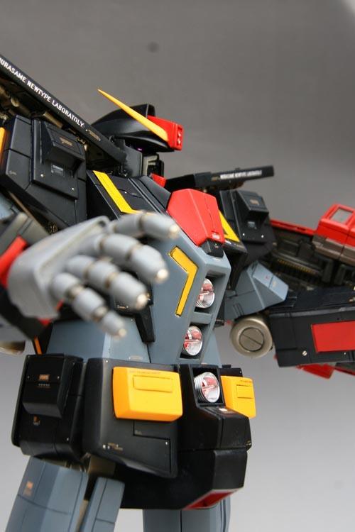 Master arts Psycho Gundam