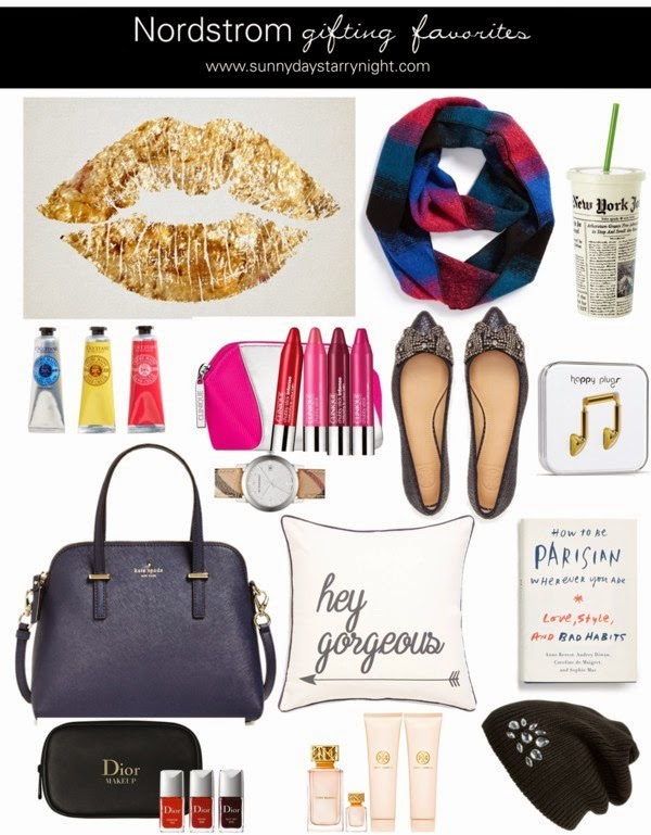 nordstrom gifting favorites