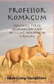 Professor Komagum: The Cover