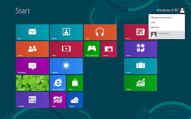 Bản Ghost Windows 8 Enterprise RTM x64 Nosoft  7