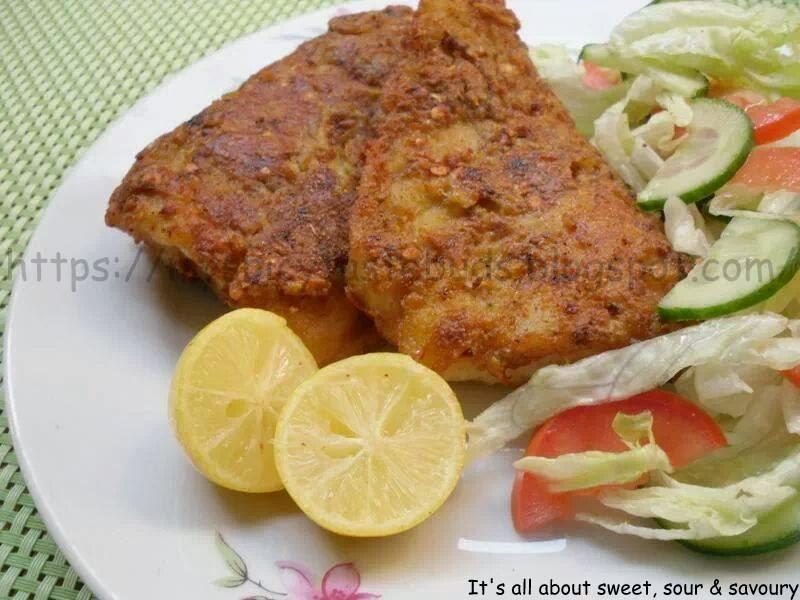 Lahori Fried Fish
