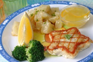 Resep Makanan Balita - Orange Star Steak
