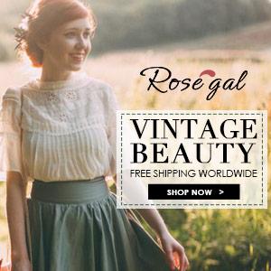 Shop Vintage Clothes At Rosegal
