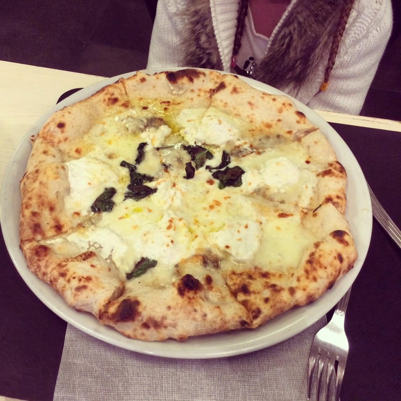 Гастрономическое путешествие в Калабрию – Пицца в Неаполе, Fresco