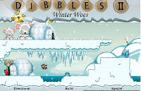 Dibbles 2 Winter Woes walkthrough.