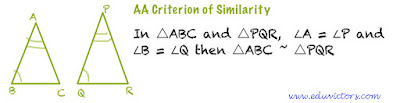 CBSE Class 10 Maths CH6 Triangles (Important Points You must Know) - SAS Criterion