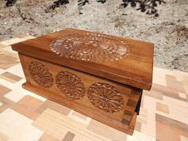 Caja de madera: Regalos con encanto