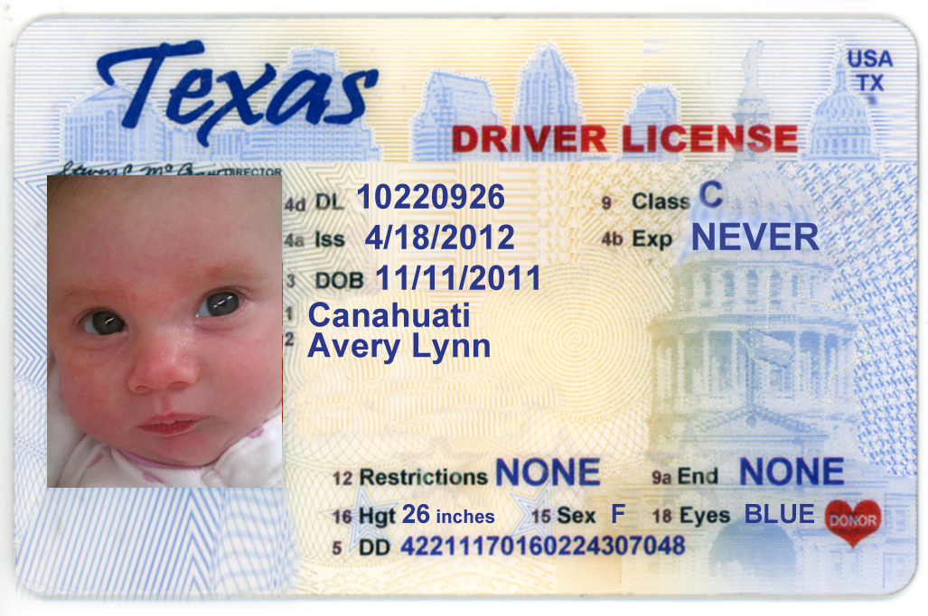 Arizona drivers license template eliolera arizona drivers license template eliolera sciox Choice Image