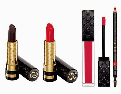Gucci Makeup Collection for Fall 2014
