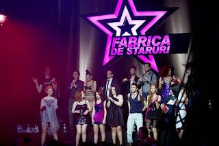 Fabrica de staruri online live 2012