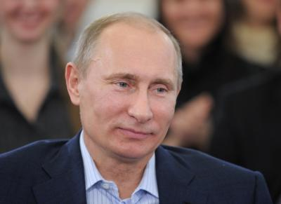 фото Владимир Путин