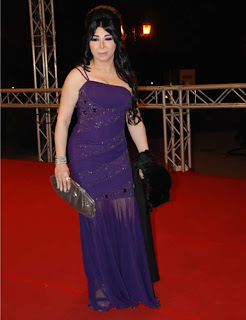 صور غادة ابراهيم الممثلة المصرية 2013 - موف غامق هاند ميد :D