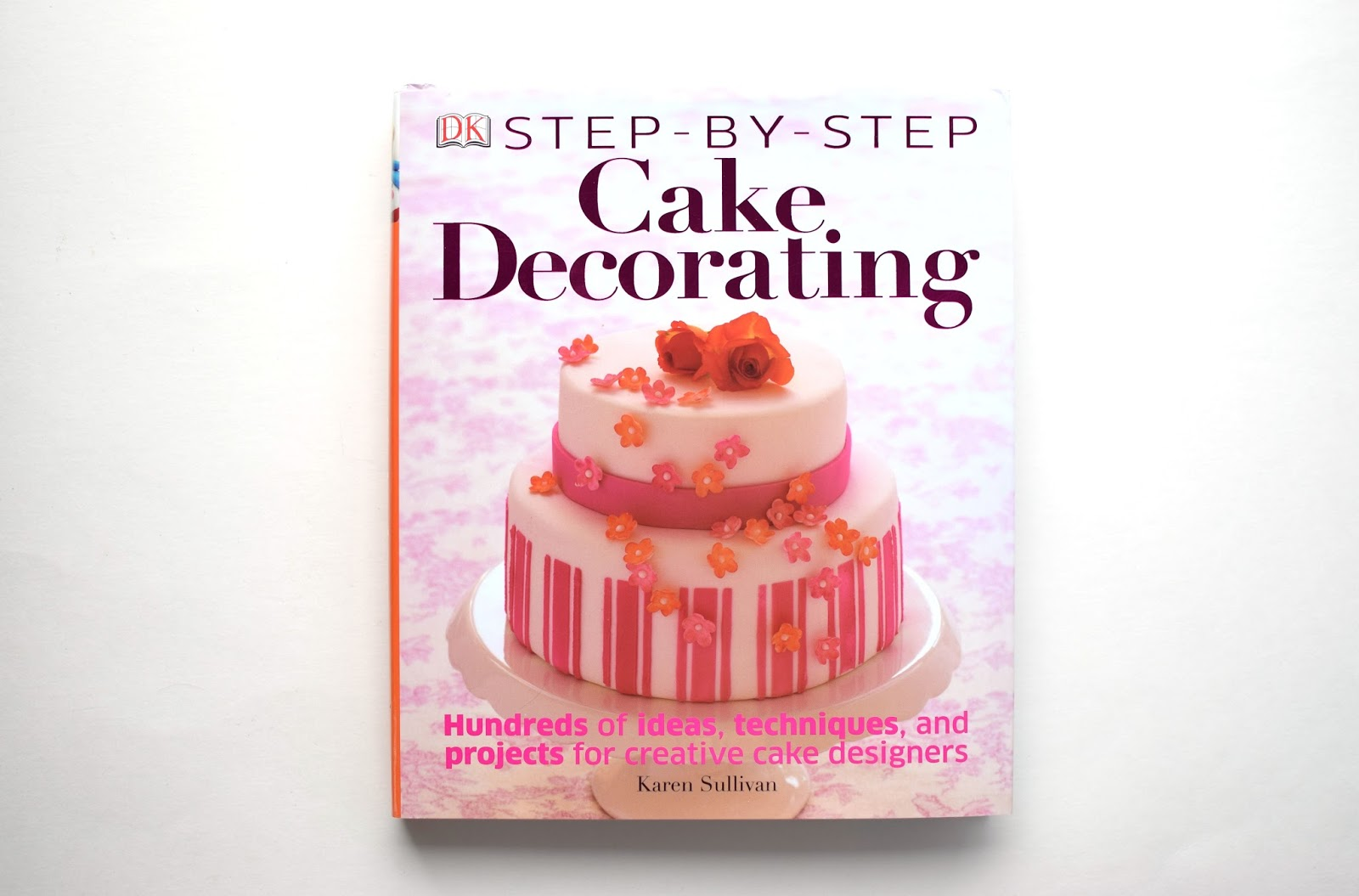 Step By Step Cake Decorating Book Review