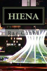 HIENA - Capa da edição da Amazom.com