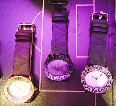 relógio de pulso masculino pulseira de couro Manto Sagrado Chilli Beans Olimpíadas China