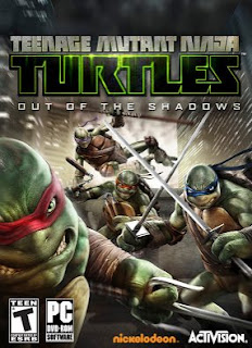 Teenage Mutant Ninja Turtles Out of the Shadows Download PC Game Free