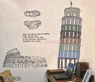 Asal muasal miringnya menara Pisa....!!!