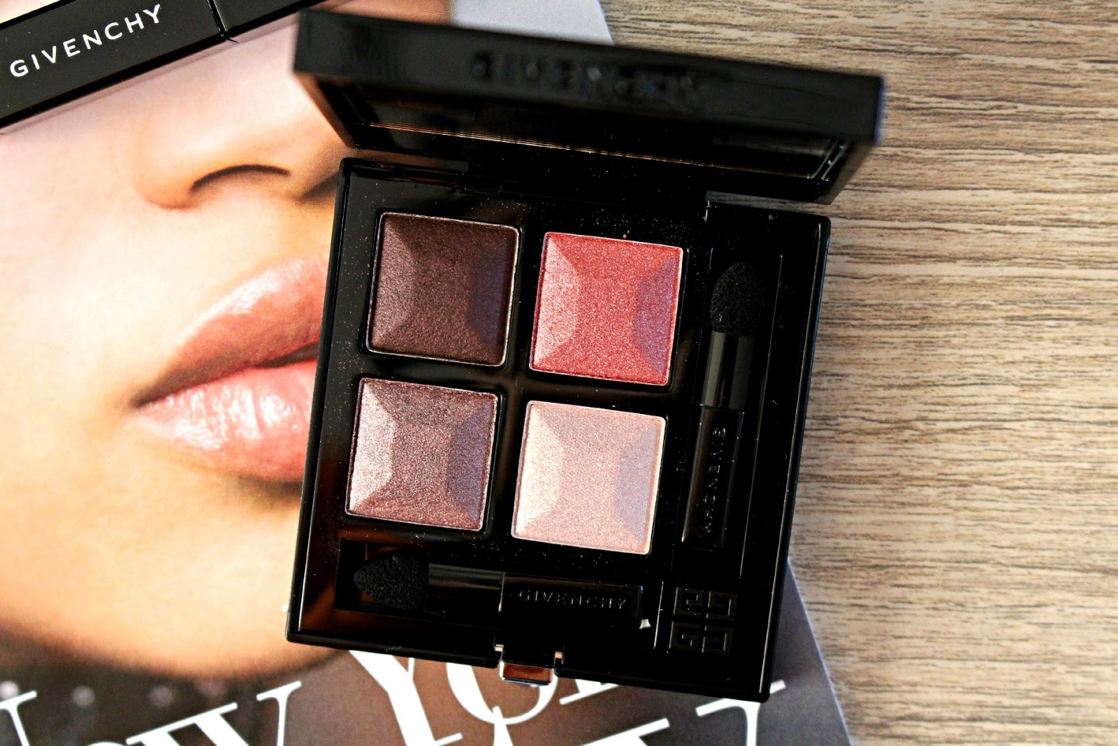 Givenchy Palette Metallic Reflection