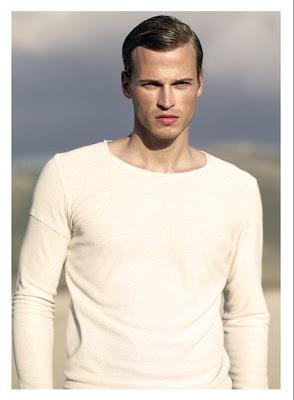 Beautiful hairy man Lars Burmeister from Germany.