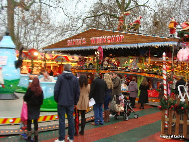 Santa Land at WInter Wonderland