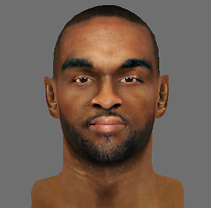 NBA 2K13 Alan Anderson Cyberface Patch