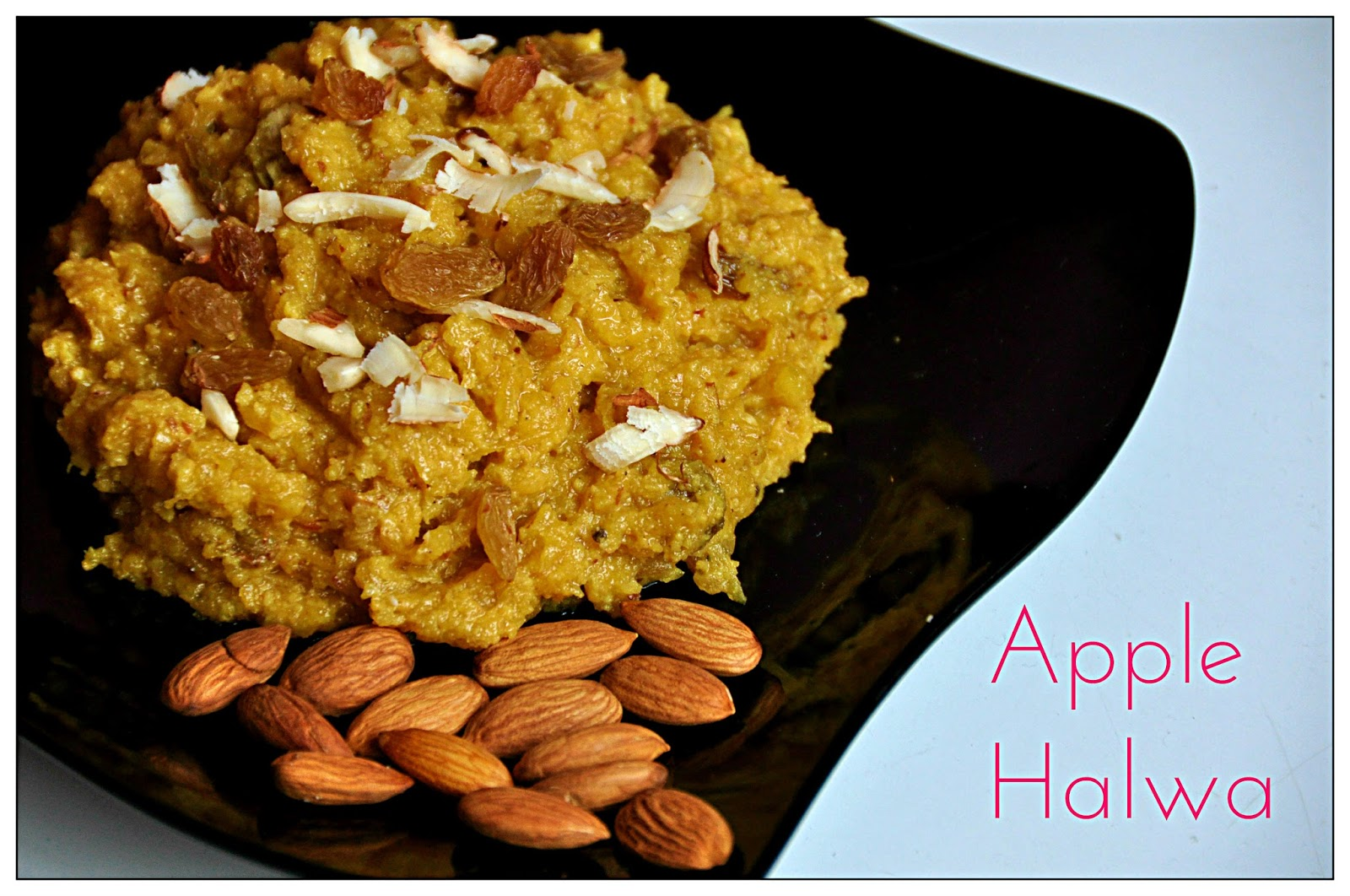 Curries & Stories: Apple Halwa (Apple Pudding)