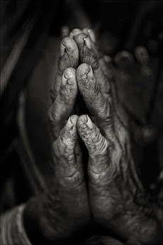 Praying  with Dirty hands are for Sinners, not for Self righteous one.