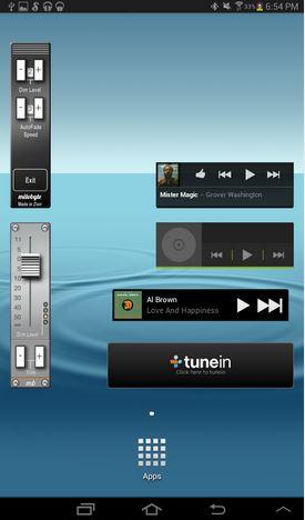 التنبيهات AudioBar Media Volume Widget,بوابة 2013 2.JPG