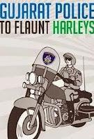 Gujarat Police Gets Harley Davidson Bikes