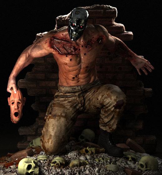 Terminator Theo por monomauve