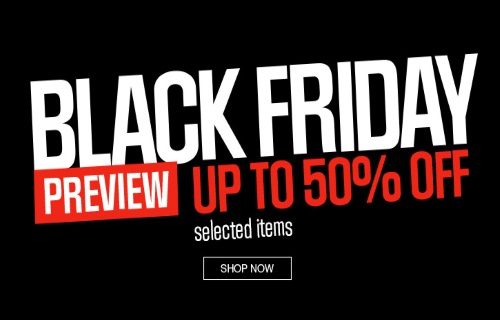 Sears Black Friday Preview Up To 50% Off