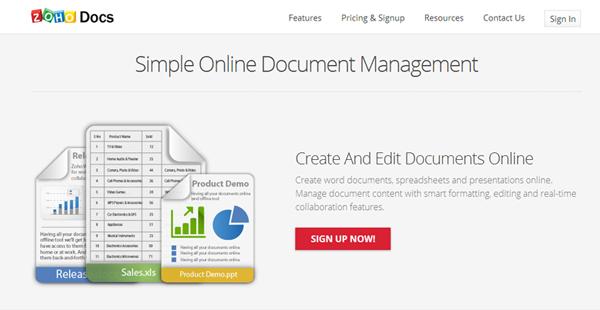 Five Documentation Tools