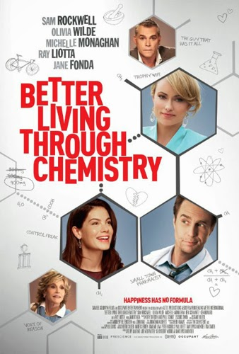 Film Better Living Through Chemistry (2014) Bioskop