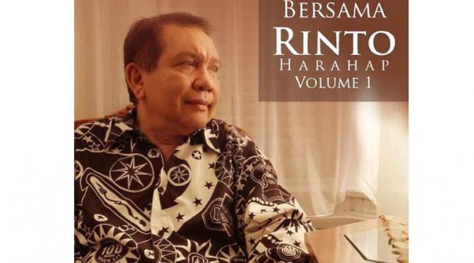 Musisi Senior Rinto Harahap Meninggal Dunia