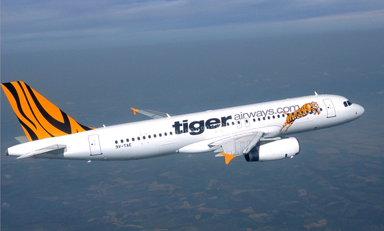 R Tiger Airways Tiger Airways Places o...
