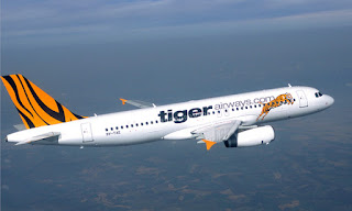 Tiger Airways Places order for 38 Airbus A320 Aircraft