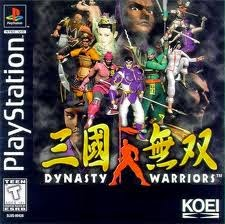 Dynasty Warriors - PS1 - ISOs Download