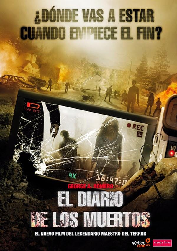 El Diario De Los Muertos [2007] DVDRip Latino