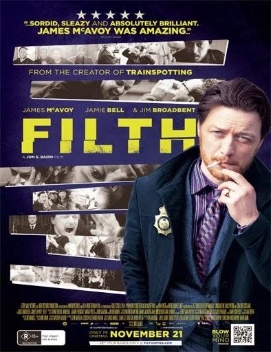 Ver Filth (2013) Online