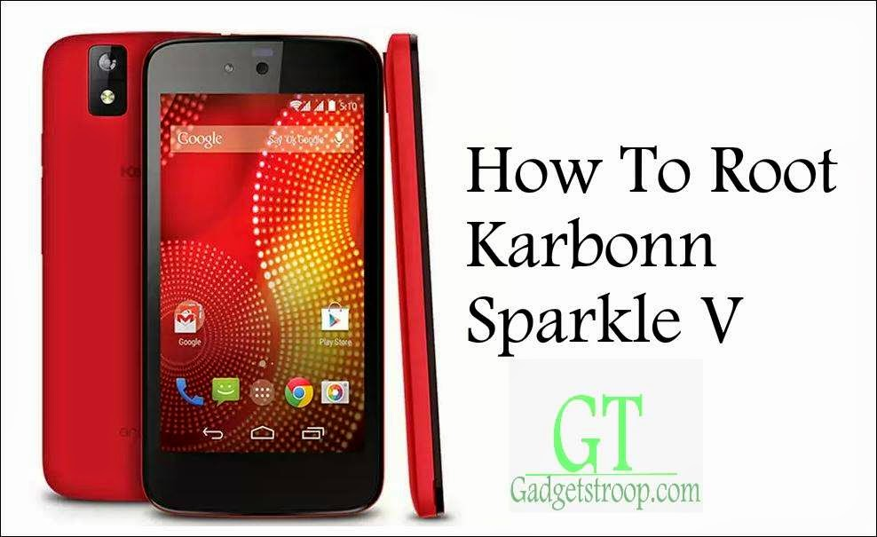 How To unlock bootloader and Root Karbonn sparkle V android one device