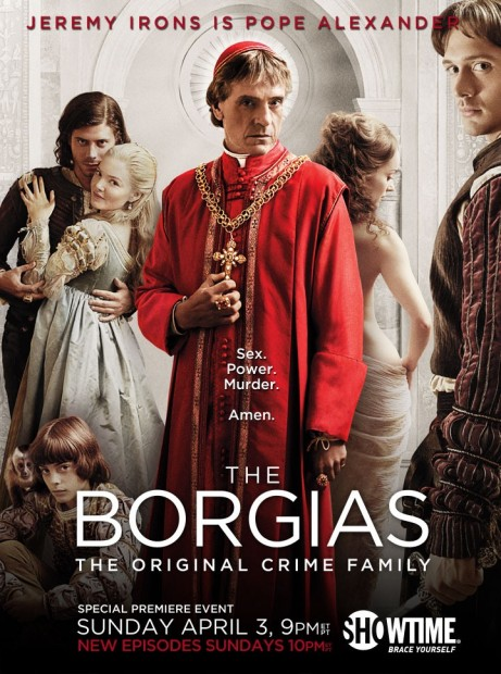 Assistir The Borgias Online Legendado e Dublado