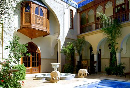 Home styles morocco home style for Moroccan house design
