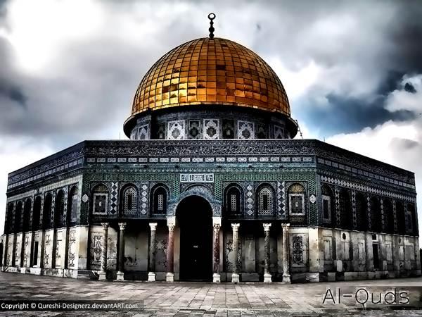 kubah-as-sakhrah-palestin