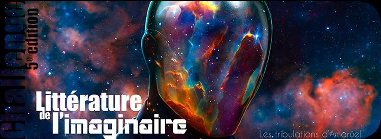 Challenge littérature de l'imaginaire - 5e édition