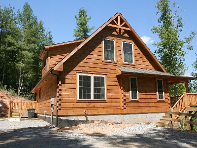 North carolina cabins mountain vacation rentals and for Asheville log cabin rentals