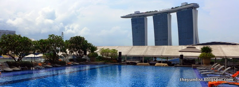 The Fullerton Bay Hotel, boutique hotel, Singapore