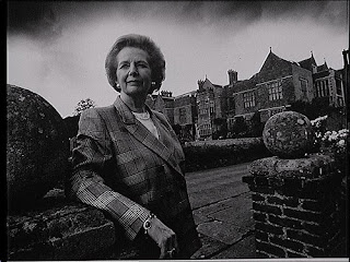 Thatcher at Chequers