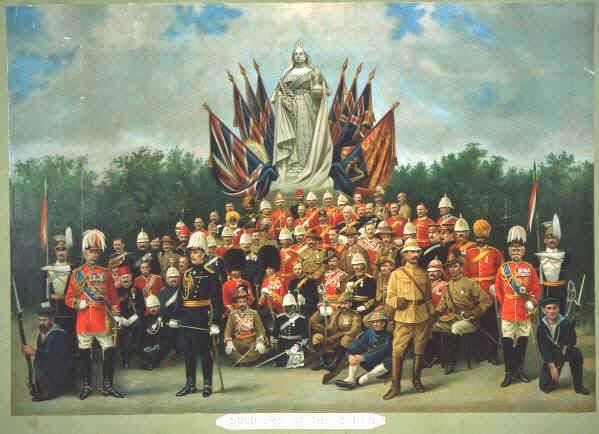 British Empire (1497/1583 to 1997)