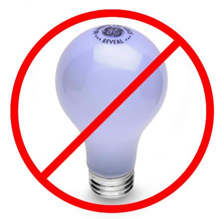 light bulb ban